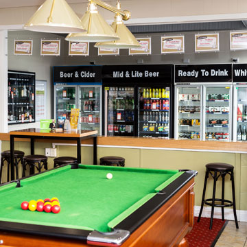 Edgewater Hotel - Mersey Sports Bar